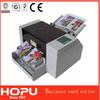 HOPU manual die cutting machine a3 rotary trimmer