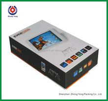 Custom made cellphone case retail packaging, cell phone packaging box