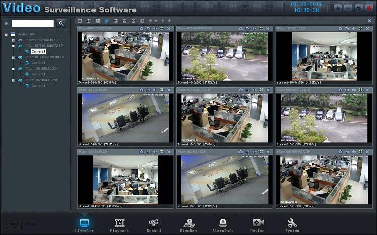 Generic free webcam software