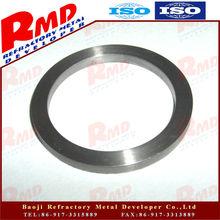anillo de tantalio pulido de alta calidad