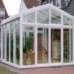mordern aluminium sunrooms glass houses