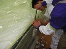 vacuum bag sealing butyl tape