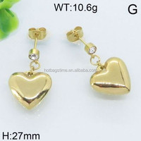 Witching heart design manufactures of multiple pack earrings