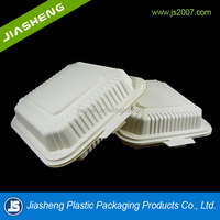 Corn Starch Biodegradable Food Container
