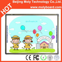 "2015 Cheap 73"" IR interactive whiteboard for kids"