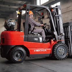 (2.0T--3.5T)Gasoline/LPG Forklift price Nissan engine forklift trucks