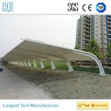 car parking membrane structure, parking shed, parking canopy