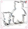 The different shape high quality wholesale animal cookie cutter