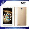 cheapest china mobile phone M7 MTK6582 quad core cell phone android smart phone