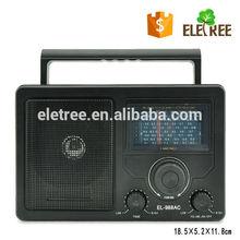 Todo radio de banda receptor EL-977UAR