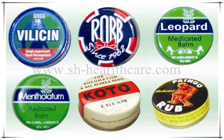 ROBB Menthol essential balm