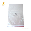 .Custom Printed Waterproof Plastic PE Packaging Bag With Zipper