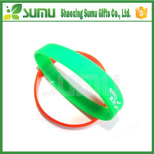 Beautiful Excellent Material Bulk Cheap Silicone Wristbands