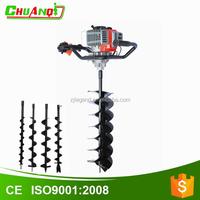 Garden equipment auger drilling machine manual post hole auger manufacturer