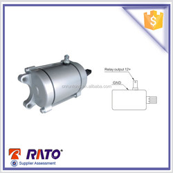 The concessional price water cooling 11 teeth starter motor for sale