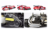 RC 1/5 Gas RC Touring Car Easily upgrade into 4WD From 2WD 30CC Engine FS-11101