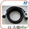 iec62196-2 type 2 ev cable double side plug male to female connectors