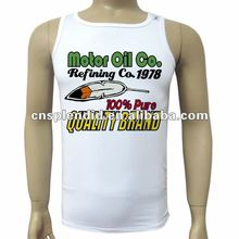 men dry fit polyester mens muscle tops