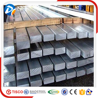 310S stainless steel flat bar with round edg