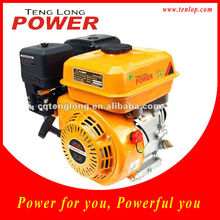5.5HP gasoline engine 4 stroke single cylinder air cooled 68cc 168f OHV