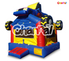High quality customized Inflatable Monster Truck Fun House Bouncer