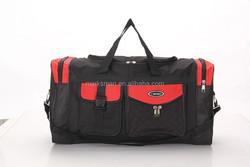 2015 Fashion cheap large capacity travel bag sport bag duffle bag