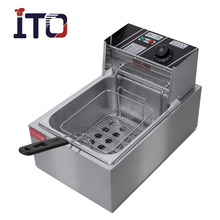 CI-81 Deep Fryer Friteuse Function for Fried Chicken
