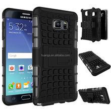 High quality Slim armor kickstand pc tpu hard cover Phone Case for Samsung Galaxy Note 5 alibaba china