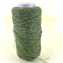 11000D/16F football ground indoor soccer field artificial grass yarn manufacturer