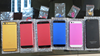 Colorful full housing kit for iphone 5 Back Cover Housing For iPhone 5 Middle Frame
