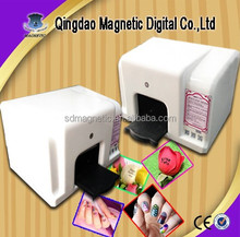 2015 New Product Smart Digital Artpro Nail Printer/Flower Printing Machine