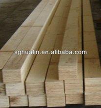 Fabricante de viga de madera LVL, pino, álamo material para la construcción