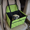 Portable foldable pet bag for travel and car