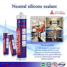 Neutral Silicone Sealant/silicone sealant for kingspan panels/ water based silicone sealant
