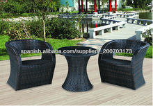 venta de muebles de ratán caliente hechos en China