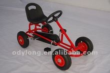 kid's pedal go kart,children toy,buggy F90A