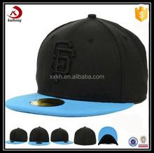 custom high quality los angeles raiders hat vintage snapback cap