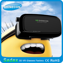 Smartphone HD xnxx movie/open sex video pictures porn 3d glasses virtual reality with rohs certificate