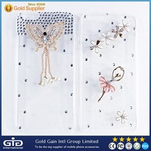 Hard PC Crystal Clear Diamond Case for iPhone 6 in Wholesale Price