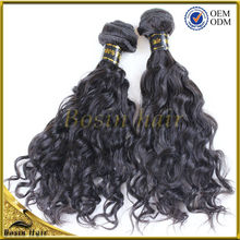 Victoria Secret exclusive hair ,wholesale price!!!huma raw remi remy hair weave