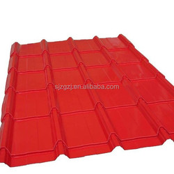 various zinc rate high strength galvalume steel roofing shingles / steel sheets prices