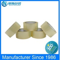 Acrylic Polyester Adhesive Tape For Box Sealing