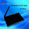 1080P Video Xbmc Streaming Television Android Box XBMC Android 4.4 OTT/TV Box XY8A11