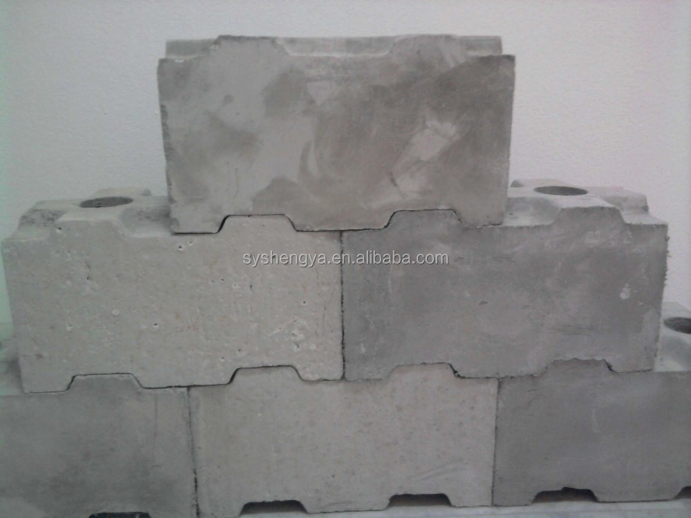 Light weight foam concrete block making mould foam for Cement foam blocks