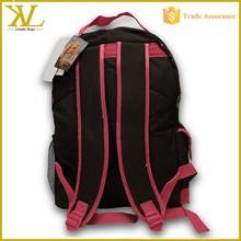 Wholesale trendy kids school bags 2015, girl Hannah Montana school backpack