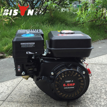 BISON(CHINA) BS160 168F Gasoline Pertrol Generator Engine 5.5hp Electric GX160 Start New Air Cooled High Quality