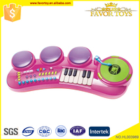 Various musical instruments effect children ABS electronic organ keyboard