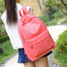 Women bags Backpack Girl School Fashion Shoulder Bag Rucksack Nylon Travel bags