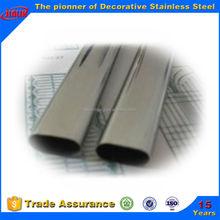 ASTM A312 tp316 stainless steel elliptical tube
