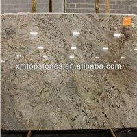 Imported honed cheap white bordeaux granite